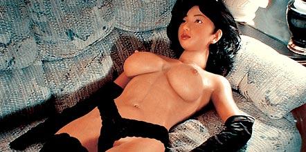 Секс с суперреалистичными секс куклами